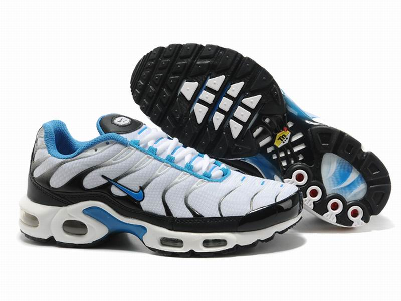 basket homme nike air max tn bleu