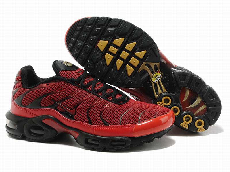 Officiel Nike Air Max Tn RequinNike Tuned 2013 Chaussures de Basket Ball Pour Homme RougeNoir 1507080978 Officiel Nike Site! Chaussures Tn
