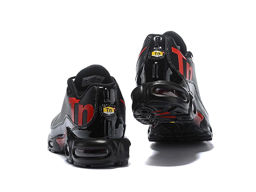 Officiel Nike Air Max Tn Ultra Se Chaussures de BasketBall 2019 Pas Cher Pour Homme Noir Rouge AQ0242 ID1 1812202506 Officiel Nike Site! Chaussures Tn