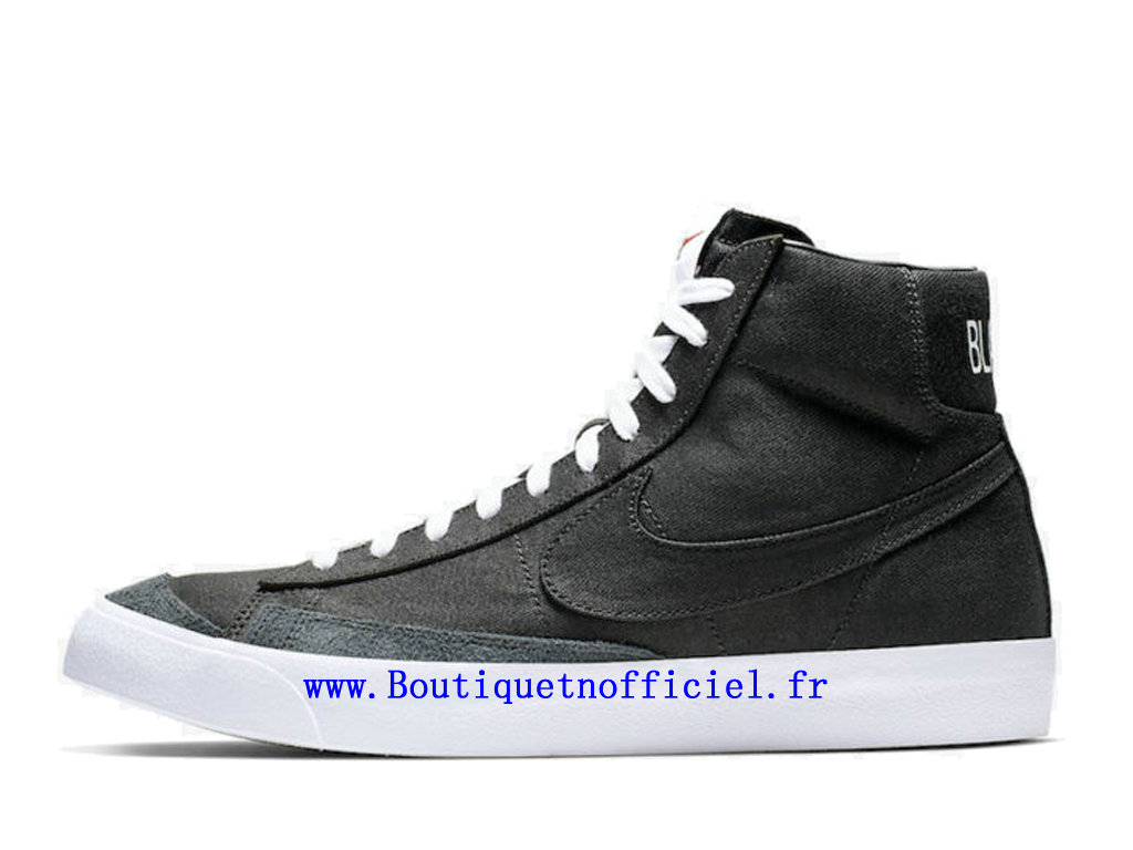 Officiel Nike Blazer Mid 77 Canvas Pack Chaussures Nike Running Pas Cher Pour Homme CD8238-001