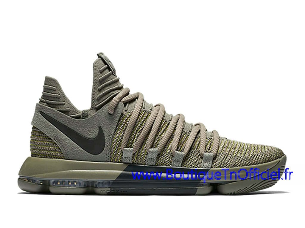 Officiel Nike KD 10 Veteran´s Day Release Info Chaussures Nike 2018 Pas Cher Pour Homme Brun 897817-002