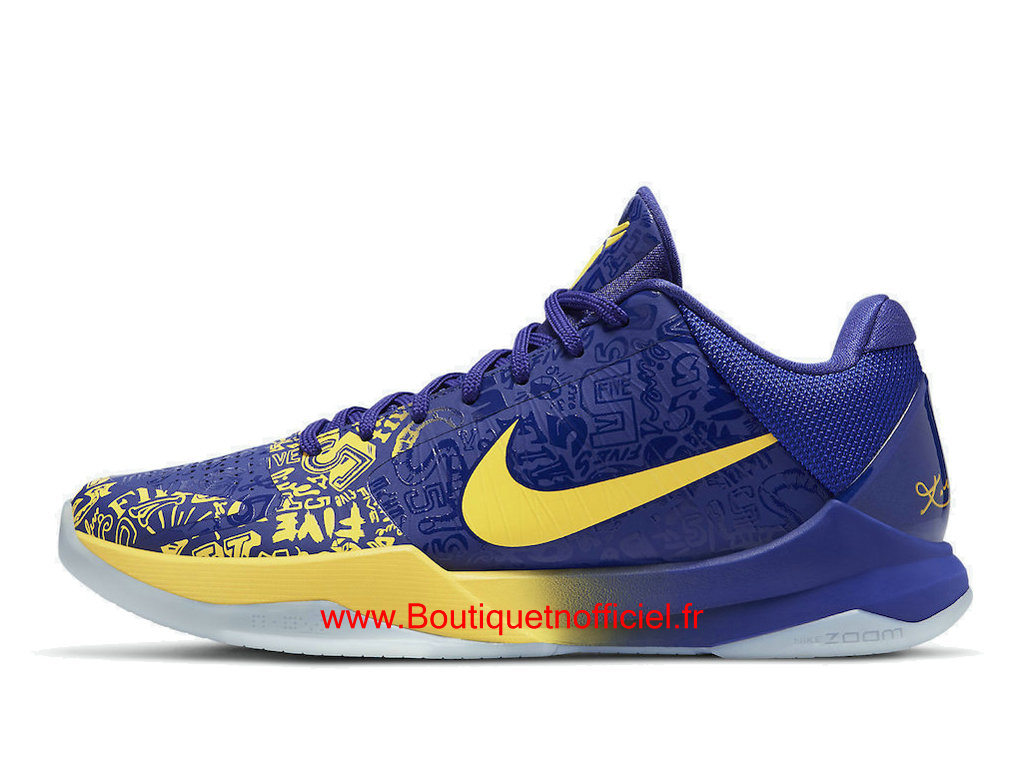 Officiel Nike Kobe 5 Protro 5 Rings CD4991-400 Chaussures Nike Basket Pas Cher Pour Homme