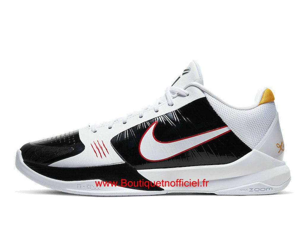 Officiel Nike Kobe 5 Protro Bruce Lee Alternate CD4991-101 Chaussures Nike Basket Pas Cher Pour Homme