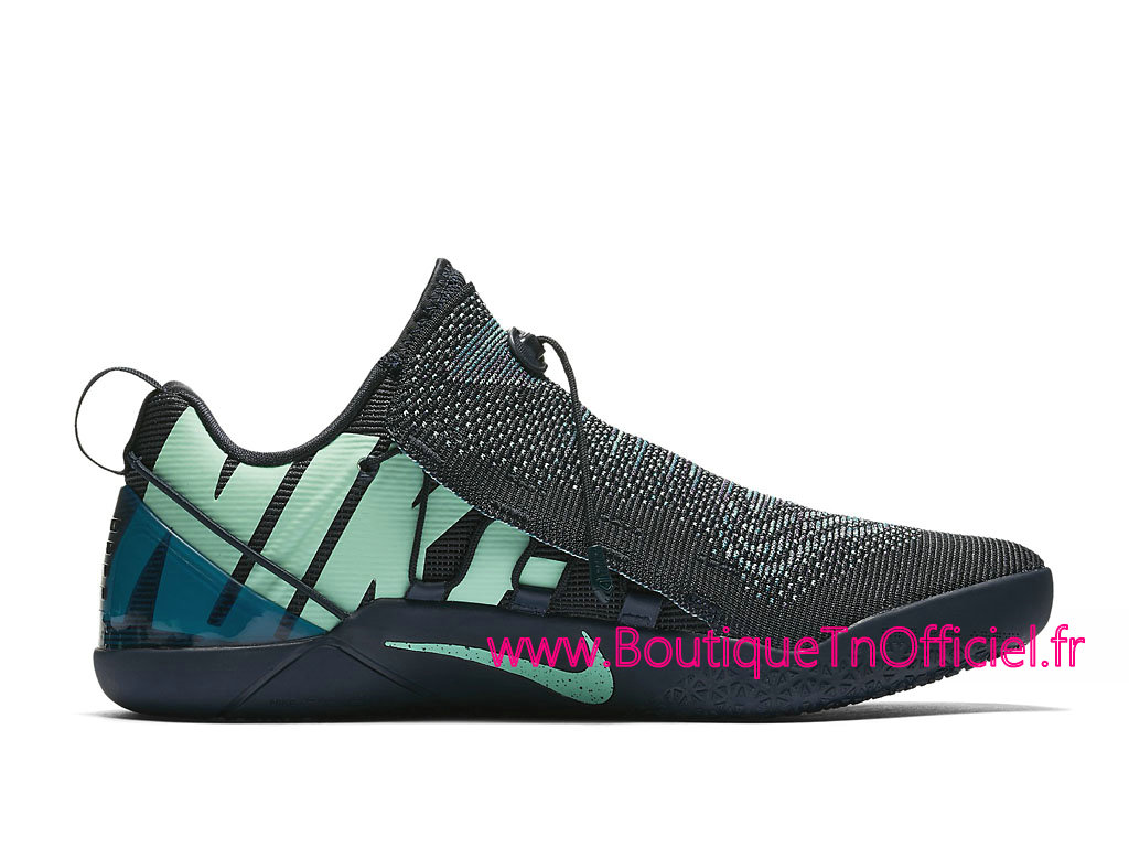 Officiel Nike Kobe AD NXT Mambacurial Chaussures Nike Prix Pas Cher Pour Homme Noir Vert 882049-400