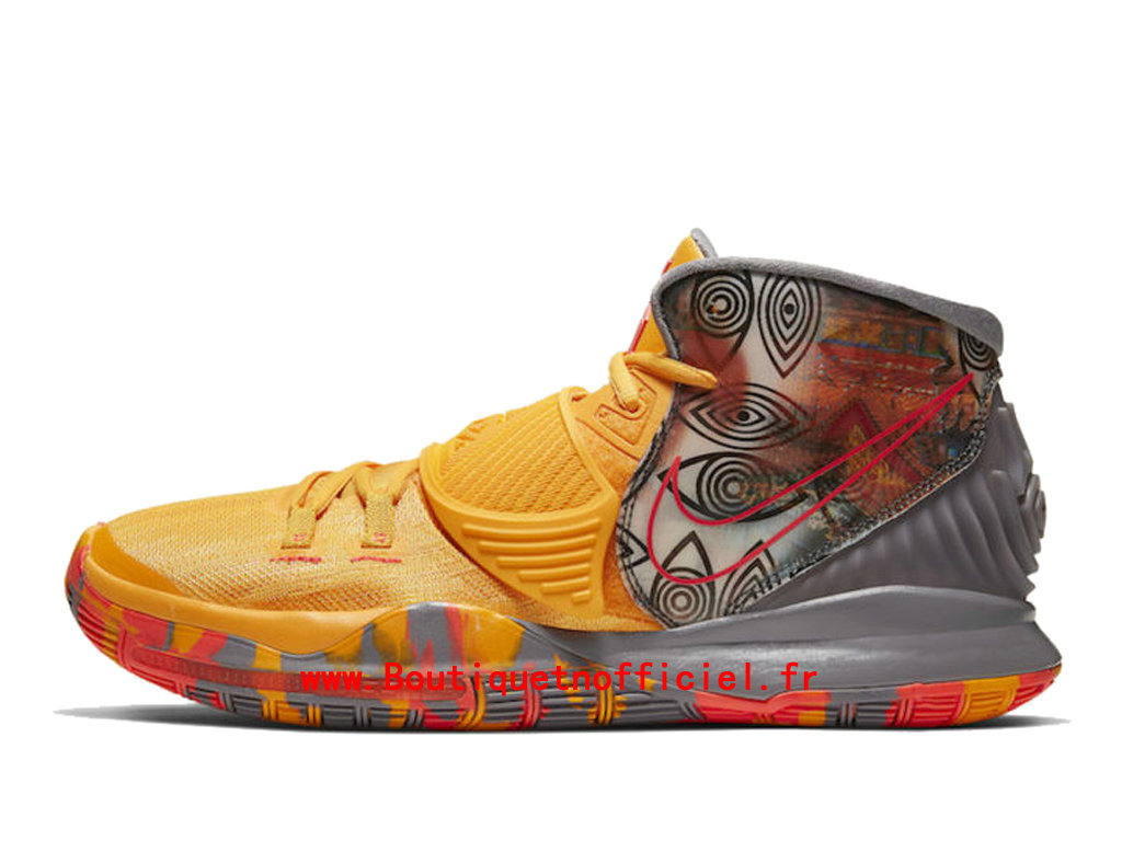 Officiel Nike Kyrie 6 Preheat Collection Beijing Chaussures Nike BasketBall Pas Cher Pour Homme CQ7634-701