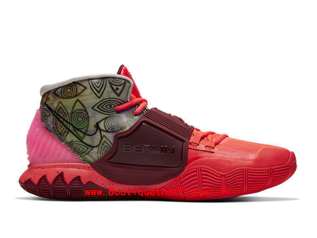 Officiel Nike Kyrie 6 Preheat Collection Berlin Chaussures Nike BasketBall Pas Cher Pour Homme CN9839-600