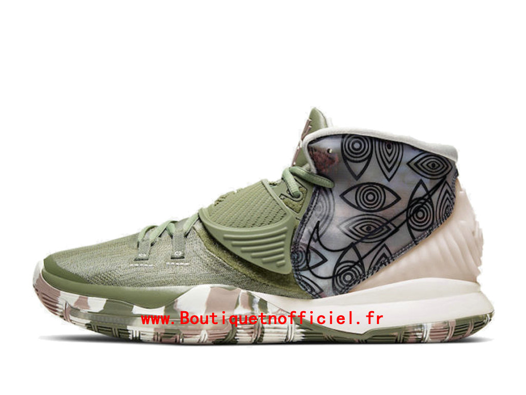 Officiel Nike Kyrie 6 Preheat Collection Shanghai Chaussures Nike BasketBall Pas Cher Pour Homme CQ7634-303