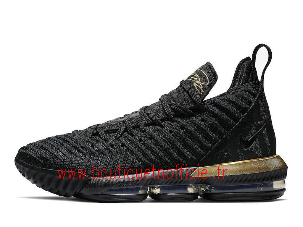 Officiel Nike LeBron 16 Im King Chaussures Nike Basket Pas Cher Pour Homme BQ5970-007