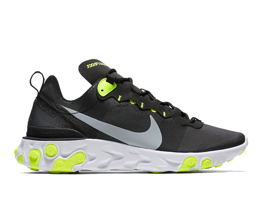 Officiel Nike React Element 55 Chaussures Nike Running Pas Cher ...
