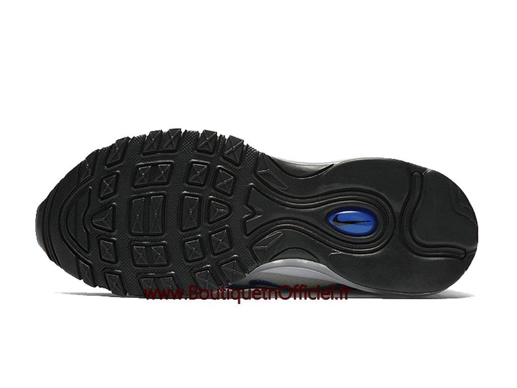 more photos 96b01 a815e ... Officiel Nike Wmns Air Max 97 Chaussures Nike Prix Pas Cher Pour Femme Enfant  Bleu ...