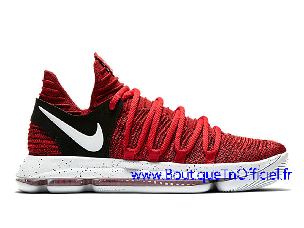 Officiel Nike Zoom KDX Red Velvet Chaussures Nike 2018 Pas Cher Pour Homme Rouge 897815-600