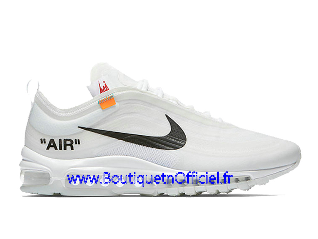 nike air max 97 off blanc prix