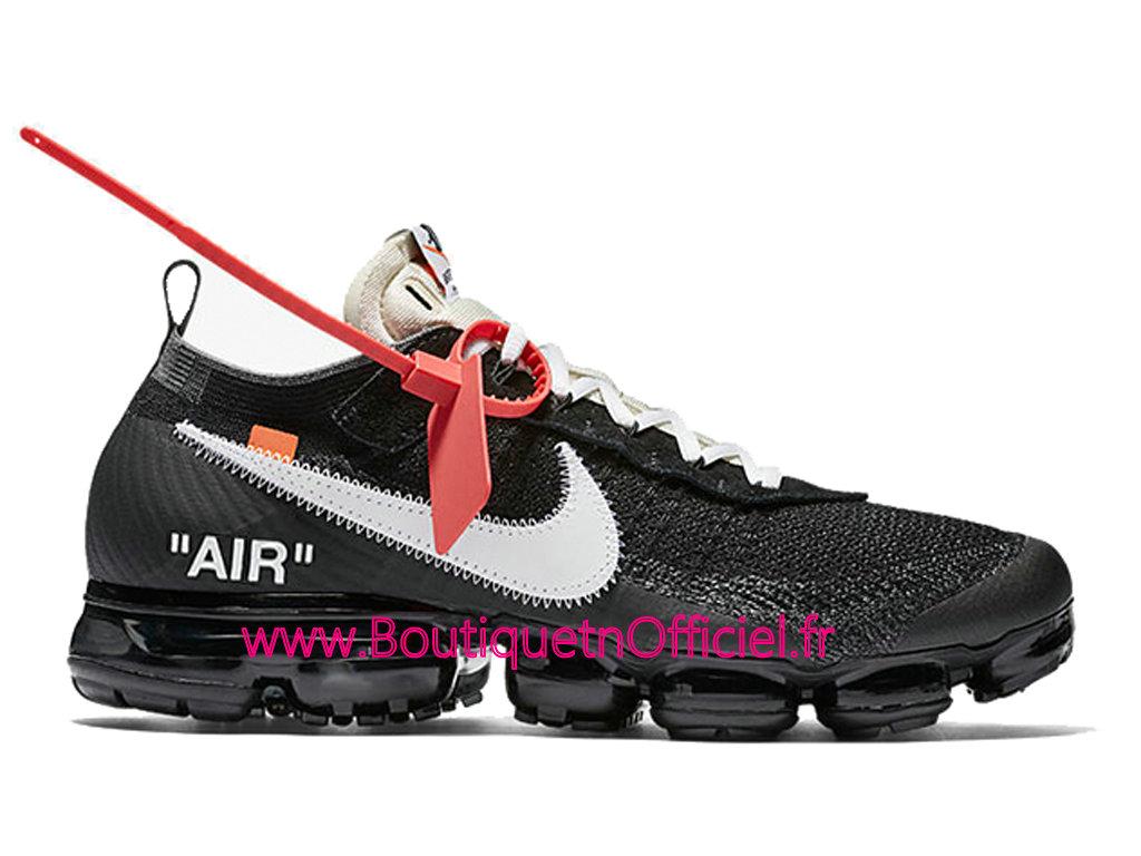 68c50cff4e7 Officiel Off-White x Nike Air Vapormax Men´s Nike 2018 Pas Cher Shoes